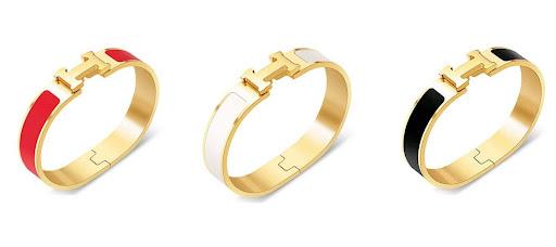 Hermes H Bracelet Dupe