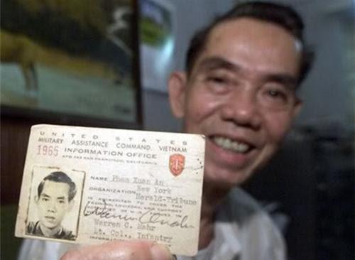 Phạm Xuân Ẩn, điệp viên, nhà báo, người Mỹ, Việt Nam