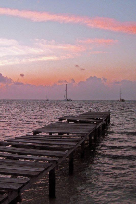 Weathered Dock