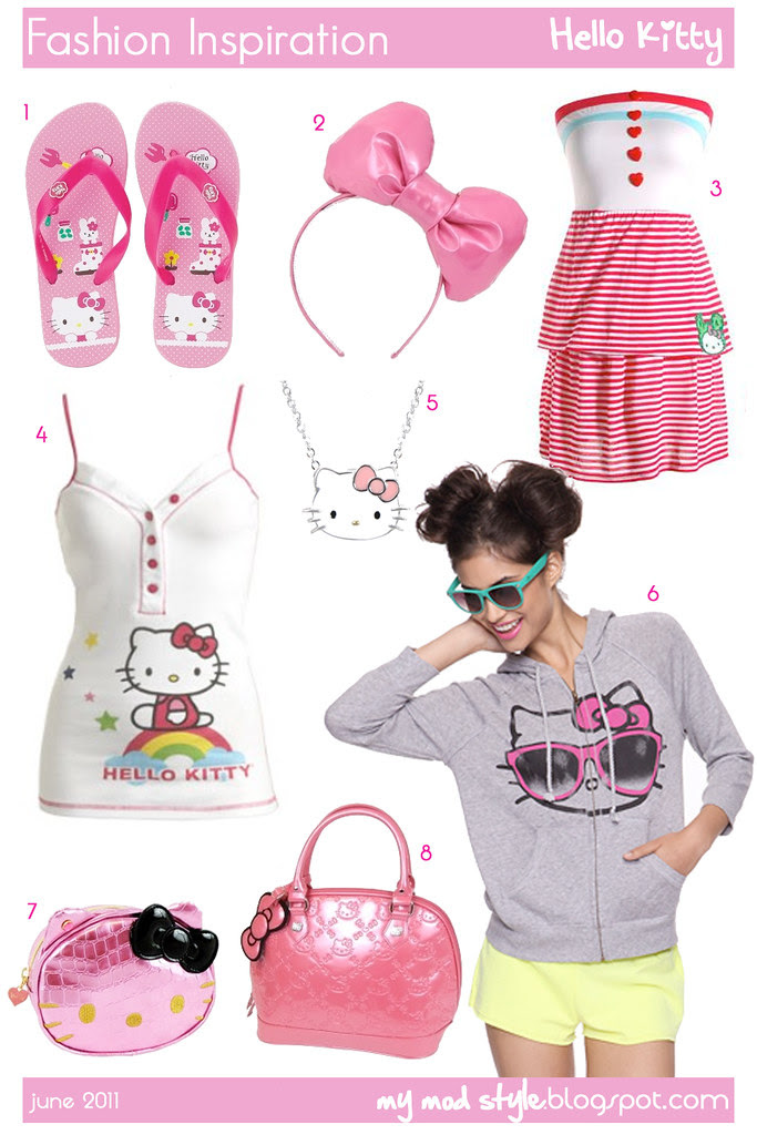 fashion inspiration hellokitty june 2011