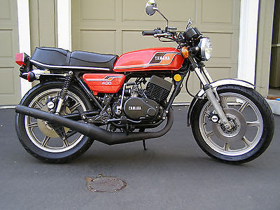 1976 Yamaha Rd400 Motorcycles For Sale