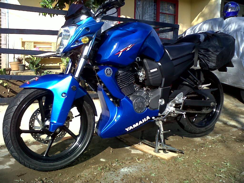 Yamaha Byson Foto Modifikasi Yamaha Byson Keren