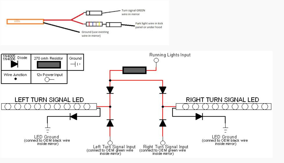 Parking Light Wiring Diagram For Ford
