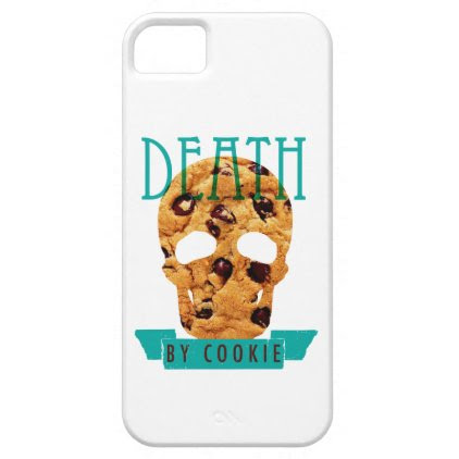 Death by cookie iPhone SE/5/5s case