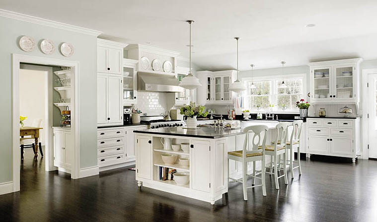 White Kitchen Designs | Decorating Design Ideas
