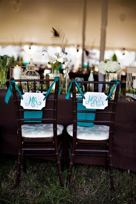 17 Best ideas about Teal Wedding Decorations on Pinterest