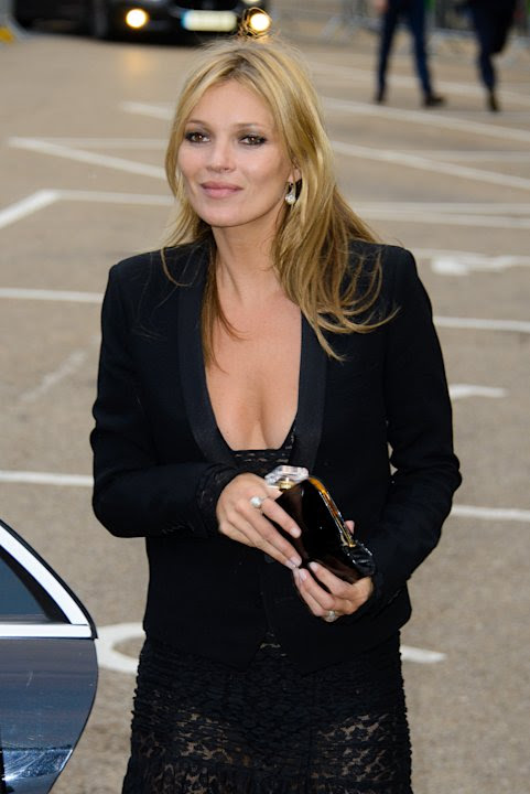 Kate Moss al party della Galleria Serpentine di Londra