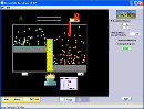 Screenshot of the simulation Reversible Reactions