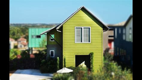 modern farmhouse  texas usa fab architecture