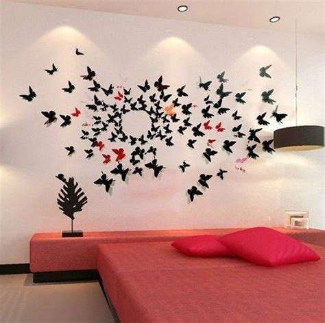Home Decor with Butterflies Art   Upcycle Art