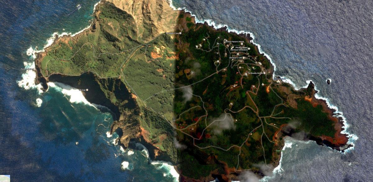 Como é viver em uma pequena ilha britânica no meio do Pacífico 02