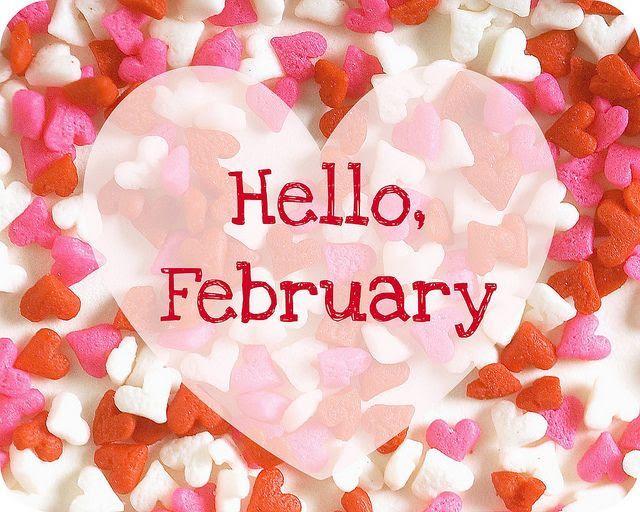 Risultati immagini per hello february