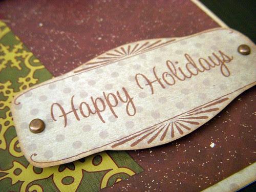 Happy Holidays Close