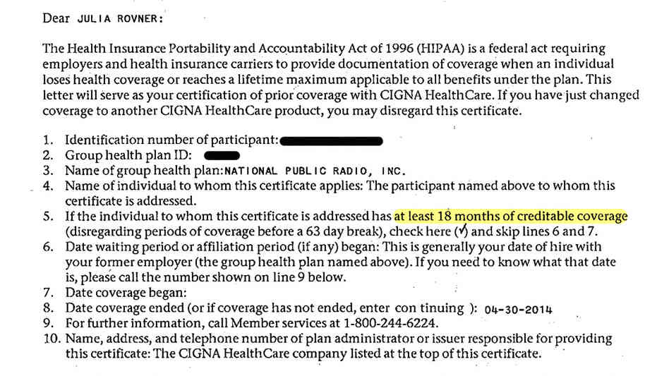 Are Pre-Existing Condition Bans For Health Insurance Still ...