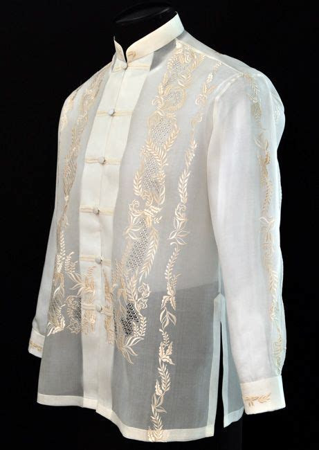 17 Best ideas about Barong Tagalog on Pinterest   Filipino