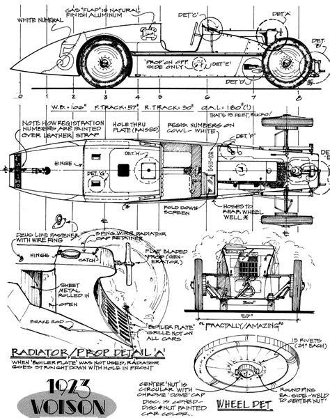 1923 cyclecar plans | Pedal cars, Kit cars, Reverse trike