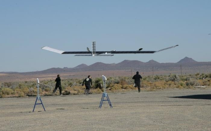 Zephyr UAV's record flight, Solar-powered drone stays aloft for two weeks, breaking endurance records
