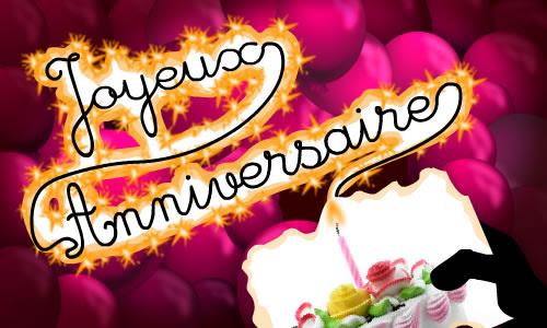 Carte Anniversaire Facebook Wenona