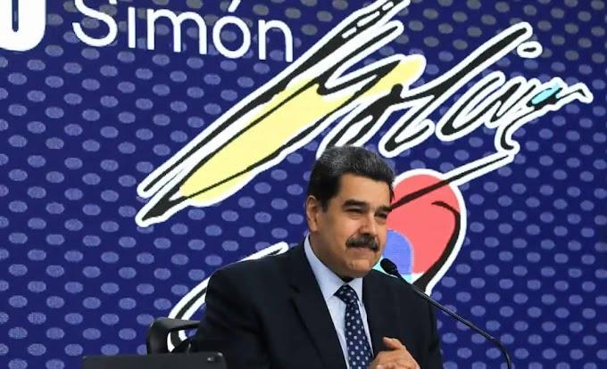MADURO DICE QUE EL JEFE DE COMANDO SUR DE EE.UU. Y DE CIA TIENEN PLAN PARA MATARLE