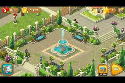 Garden Escape Giardino Finito