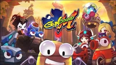 chơi game Gunbound M trên iphone