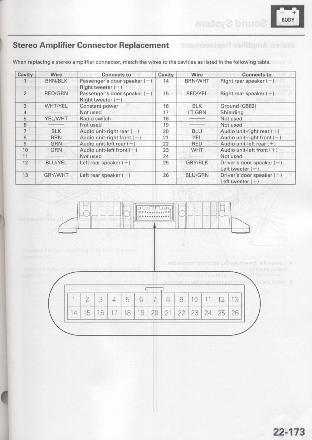 2003 Acura El Wiring Diagram - Acura Tl Car Stereo Amplifier Wiring Diagram  Harness - 2003