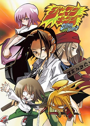 Shaman King [64/64] [HDL] 130MB [Latino] [MEGA]