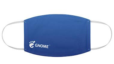 GNOME vende anche mascherine