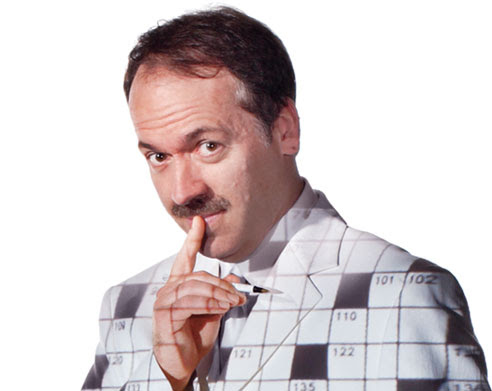 Will Shortz | Puzzle editor of the New York Times crossword puzzle | Tacky Harper's Cryptic Clues
