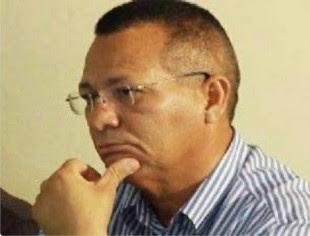 Ex-vereador Eudes Alves Feitosa