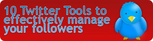 Twitter-tools