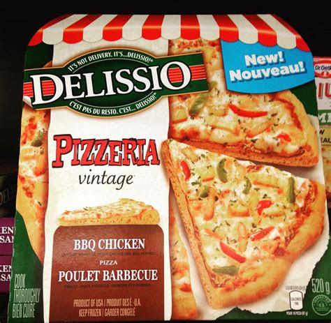 delissio bbq chicken pizzeriacanada frozen pizza food