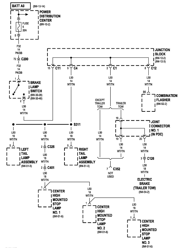 Diagram 2001 Dodge Dakota Brake Switch Wiring Diagram Full Version Hd Quality Wiring Diagram Electricmotor5 Enoteche Italiane It
