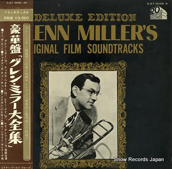 MILLER, GLENN original film soundtracks