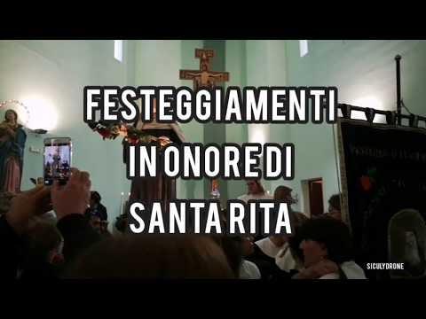 SiculyDrone - Video Festeggiamenti in onore di Santa Rita