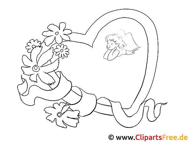 Berühmt Malvorlagen Herzen Und Blumen Bilder - Beispiel ...