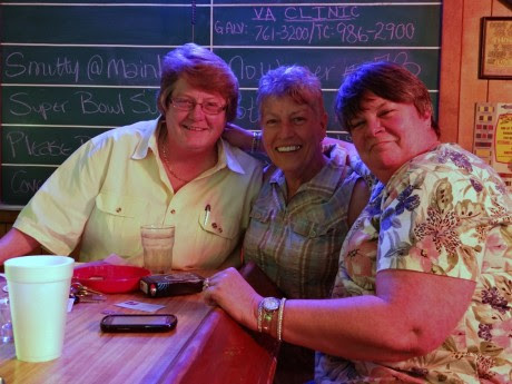 Kathy,me and Denise
