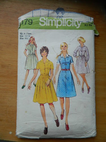 Simplicity 5179 from 1972