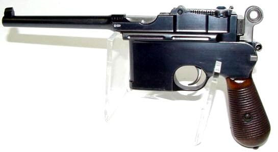Senjata api Nazi dalam WW II