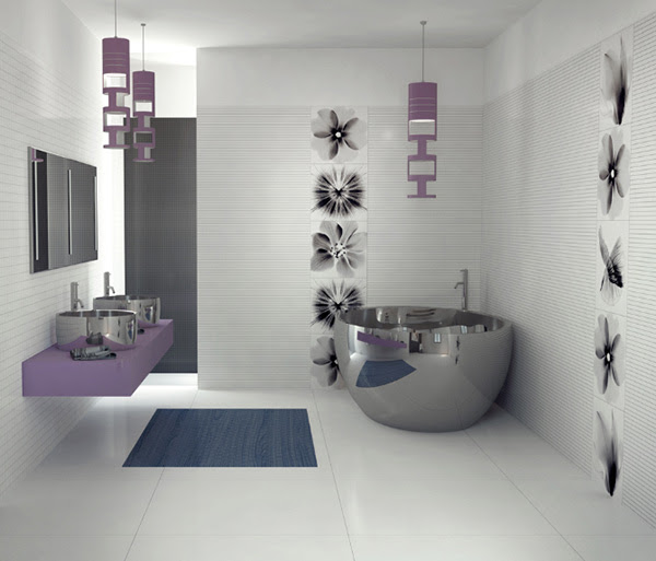 How to complete bathroom decor with limited budget | Kris ...