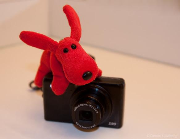 Rover's new camera