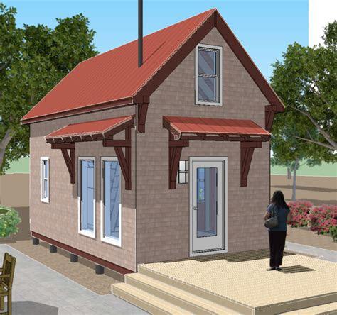 plans tiny house design