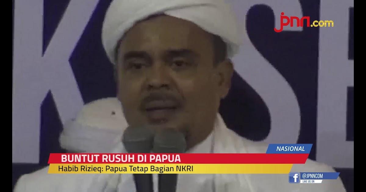 Habib Rizieq Youtube Terbaru
