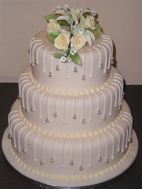 3 Tier Elegant Design > Wedding Cakes > Shop by Occasion