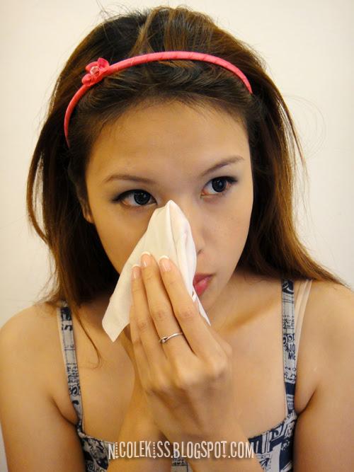 wipe away make ups