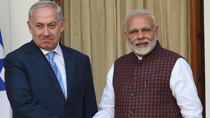 Israeli Prime Minister Calls Indian Prime Minister Narendra Modi To Say Thanks