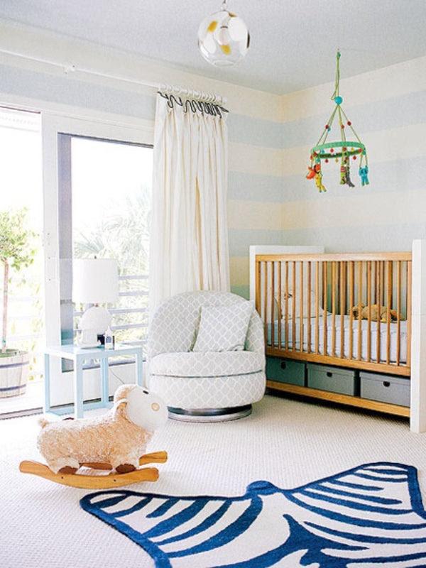 10 Brilliant Modern Nursery Designs – 212 Concept - Modern Living