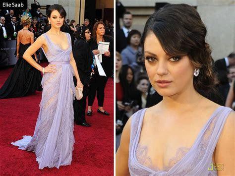 Elie saab, Mila kunis and Oscars red carpets on Pinterest