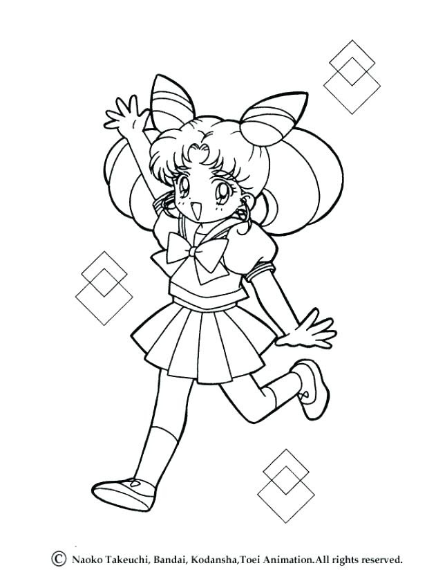 7100 Cute Manga Coloring Pages Images & Pictures In HD