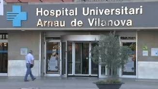El servei d'urgència de l'Arnau de Vilanova de Lleida